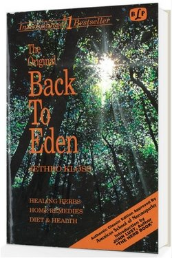 Back to Eden 250 x 375