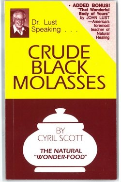 Crude Black Molasses 250 x 375