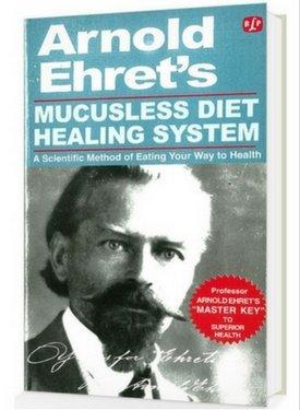 Mucusless Diet Healing System 275 x 375