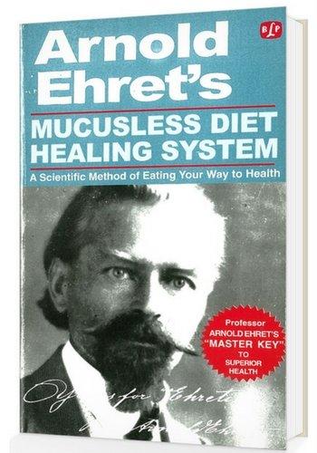 Mucusless Diet Healing System 350 x 500